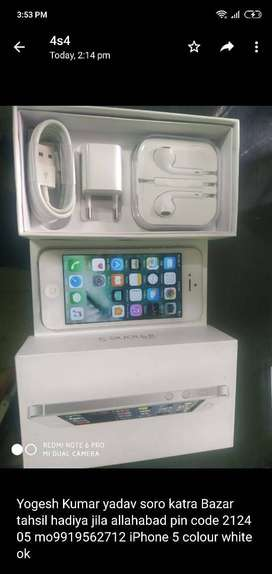 Iphone 5 16gb most defined