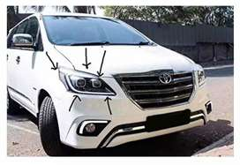 Toyota Innova LED Projector Headlights