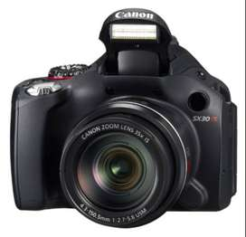 Canon PowerShot SX30 IS 14.1 MP 2.7'' SCREEN 35X ZOOM Digital Camera