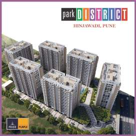 2bhk with all modern amenities.