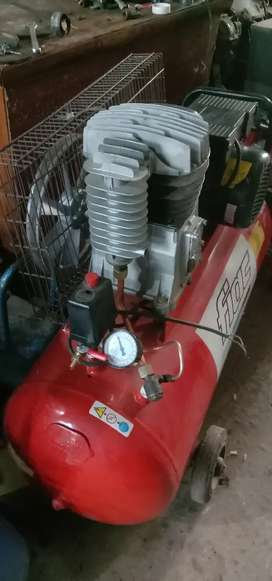 air compressor 100 liter italy