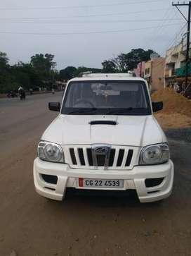 Mahindra Scorpio 2002-2013 EX BSIV, 2013, Diesel