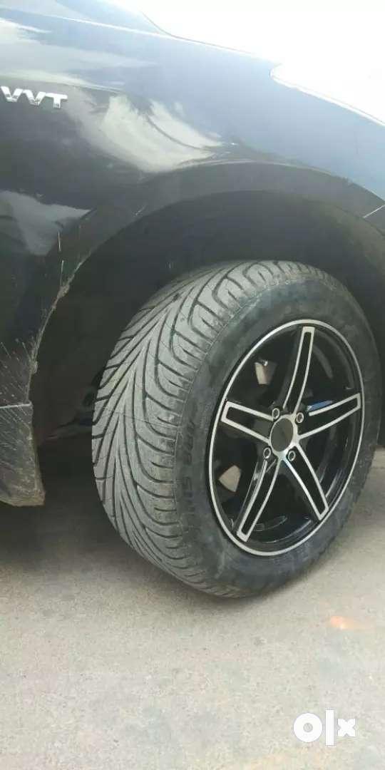 Lucini Tyre 205/55  R15 0