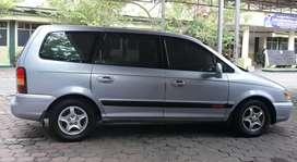 Hyundai trajet mantap...