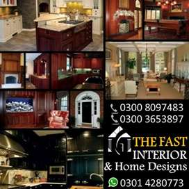 The fast interior & home design