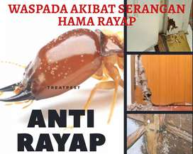Basmi rayap di rumah gedung hotel apartemen pabrik gudang pra dan pasc