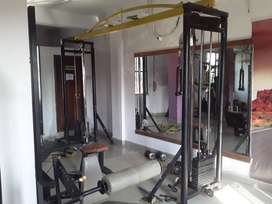 Gym equipment for sale in good condition