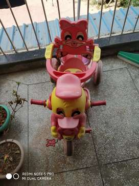 Kids tricycle  2 to 4 years