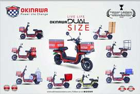 Okinawa Electric Scooters Dual