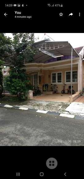 Dijual rumah alam sutra cluster Flamboyan