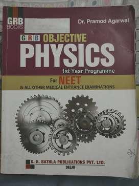 GRB OBJECTIVE Physics For NEET UG