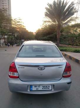 Toyota Etios 1.4 GD, 2014, Diesel
