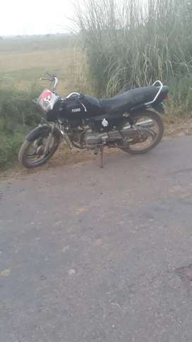 Black Z bike good condition