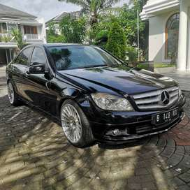 Mercedes Benz C200 W204 AT 2009