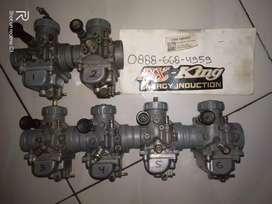 Karburator original rx-king tua 29n00 dan muda 3ka00
