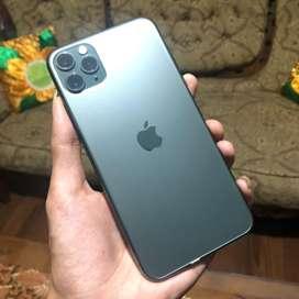 iPhone 11 Promax 256GB Midgreen