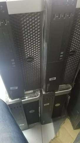 DELL T5600   E5 2650 (2 NOS 16 CORE) / 64GB RAM/ 512 SSD / Nvidia 4000