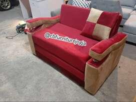 Sofa bed minimalis custom warna