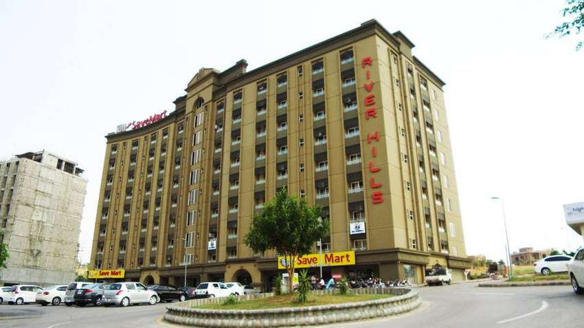 3-Bedroom Luxury Apartment For Sale River Hills Bahria Town Rawalpindi 0