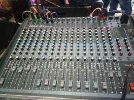 Sound mixer studio master 16.3