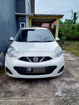 New Nissan March 1.2cc Matic 2014