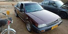 Honda accord 1986