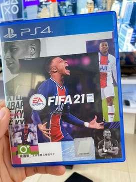 Dijual FIFA 21 PS4/PS5