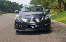 Toyota Vios 1.5 G At TRD 2011 service record