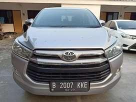 Toyota Inova G At Diesel 2018 Silver Dp Ringan