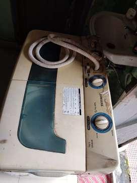 Old samsung washing machine 6.5kg