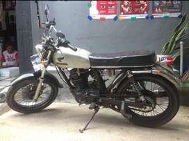 Motor custom GL Pro 145cc Up tiger