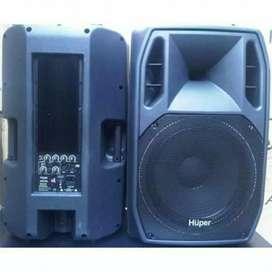 Cepat Kredit Aja Speaker Aktif Huper AK15 Dengan Proses Kredit Instan