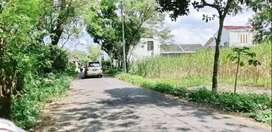 Tanah Wedomartani Cocok Kos / Investasi di Jl Raya Tajem