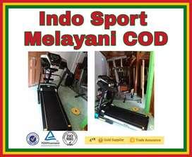 Treadmill elektrik 4 fungsi Monza