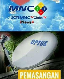Antena parabola Zaman Now