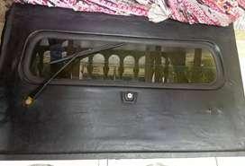 Auto back door