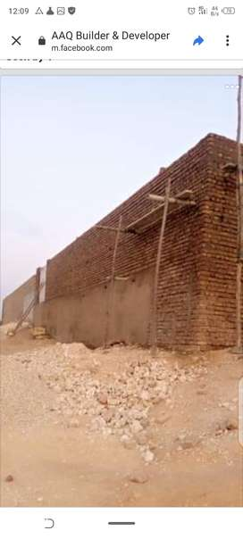 Registered plot at jamshoro twin city SDA approved