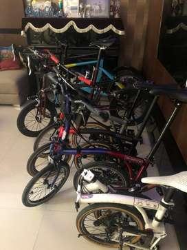 Sepeda minivello java