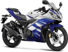 Yamaha R15 version 2.0- Racing Blue