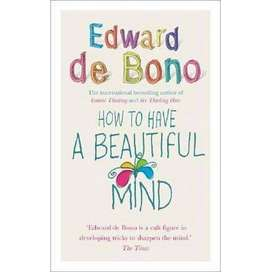 How To Have A Beautiful Mind (A Book By Edward) [ALL ACROSS PAKISTAN]