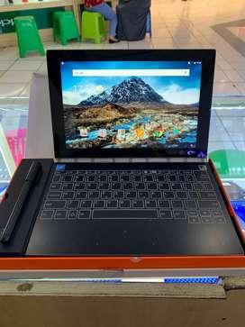 Lenovo Yoga Book Bisa jadi Laptop atau Tablet