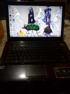 """Jual Cepat Laptop ASUS 14"""" type A42F"""