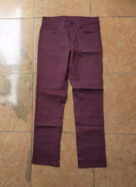 size. 34 levis 511 originals