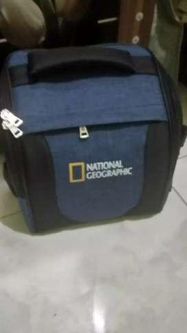 Tas kamera national geographic