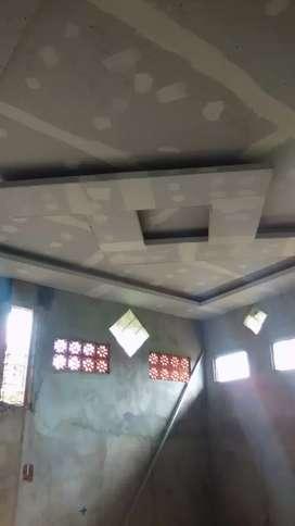 Pemasangan plapon rumah