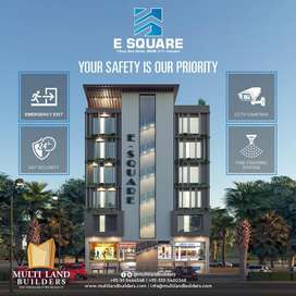 Luxury Office in E SQUARE on  Easy Installments