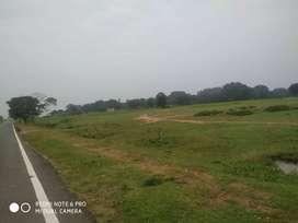 Sales general  plot on Pithoriyato Thakurganw road me 4 Km distance me