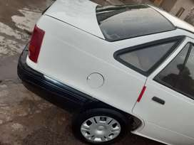 Non accident and white color daewoo 1300 cc music best