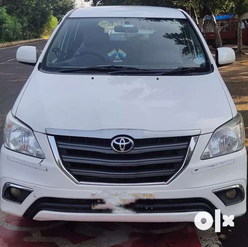 Toyota Innova 2016 Diesel Well Maintained 0