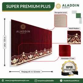 Sedia Karpet Masjid Super Premium Plus Pasang Gratis
